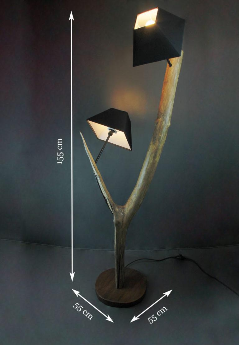 luminaire style industriel vintage